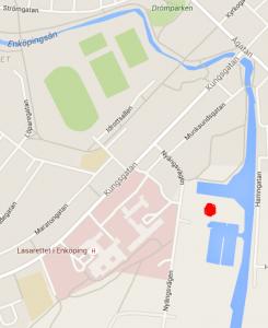 Karta Hamnen